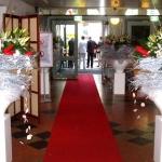 Wedding 8-8 Rode Hoed