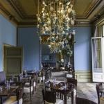 Villa Velperweg Kroonluchter
