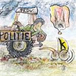 Peter R. de Vries haakt af ..