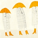 trio umbrella