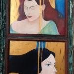 Twee vrouwen I