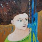 Gouden vrouw II