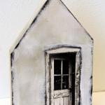 Huis met deur - klein