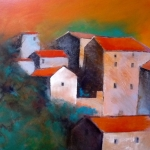 dorp in Frankrijk