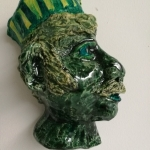 Green Head 7