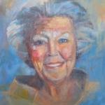 Portret Prinses Beatrix
