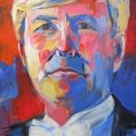Portret Koning Willem-Alexander