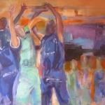 Basketbalspelers 1