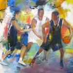 Basketbalspelers 2