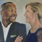 Portret Mr. and Mrs. Richardson (U.S.)