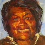 Portret Frances Elisabeht White Johnson (in opdracht)