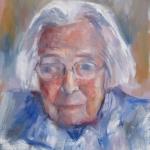 Portret van An