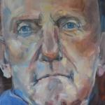 Portret van Pieter