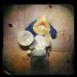 Doll bird