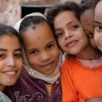 Marokkaanse vriendinnetjes
