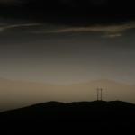 een eenzame mast