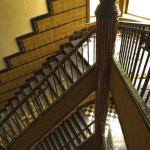 Monestary Stairway