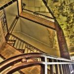 Monestary Stairway 2
