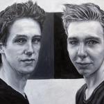 Dubbelportret in opdracht