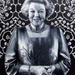 Een koninklijke vrouw