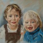 Deborah en Elianne