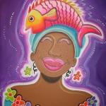Meisje met vis (Mujer cu piska)