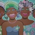 Daman Dushi Friends pastel