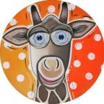 Gekke Giraffe