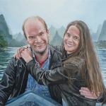 China Portret
