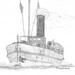 Stoomsleepboot Christiaan Brunings