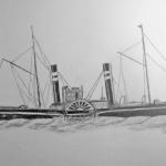 Raderstoomsleepboot Hercules