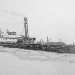 Raderstoomsleepboot Luzern