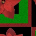 Servet kerst PW-142