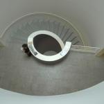 Wenteltrap in het Berardo Collectie Museum te Lissabon