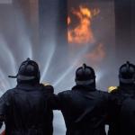 Brandweerlieden