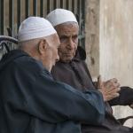 Mannen in Marokko