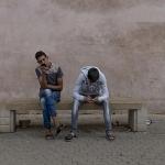 Mobieltjes in Meknez Marokko