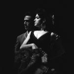 Danspaar flamengo