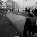 'Geen woning - geen kroning' Amsterdam 30 april