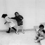 Spelende kinderen Tunesië