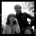 Charles Aznavour en Liesbeth List