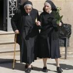 Twee nonnen – Barcelona april 2017