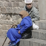2 Moslimvrouwen – Barcelona april 2017
