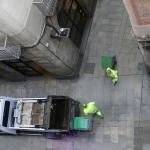 Gemeentelijk afval bedrijf – Barcelona april 2017
