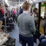 Metro -Barcelona april 2017