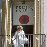 Erotisch museum - Barcelona april 2017
