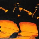 Spaanse dansers