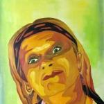 Astonishment - zelfportret