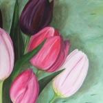 Omkeer tulpen