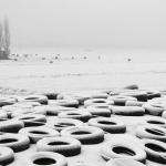 White tyres I